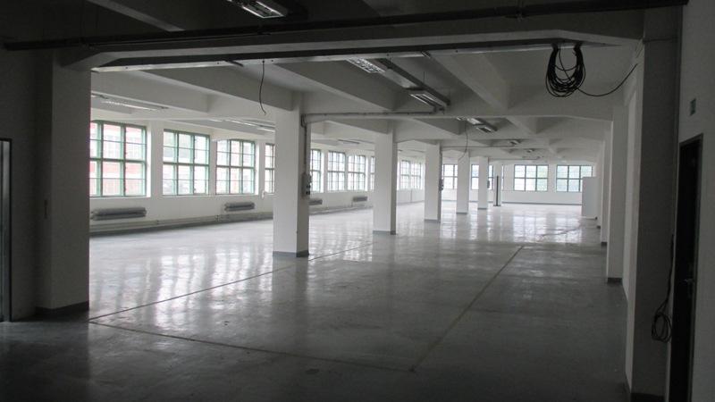 Pronájem nebytových prostor v areálu Svit ve Zlíně