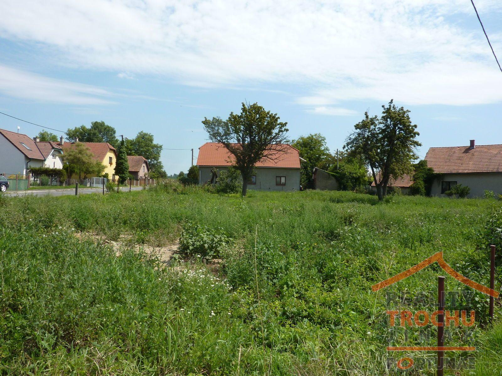 Prodej stavebního pozemku - Chrast - Podlažice