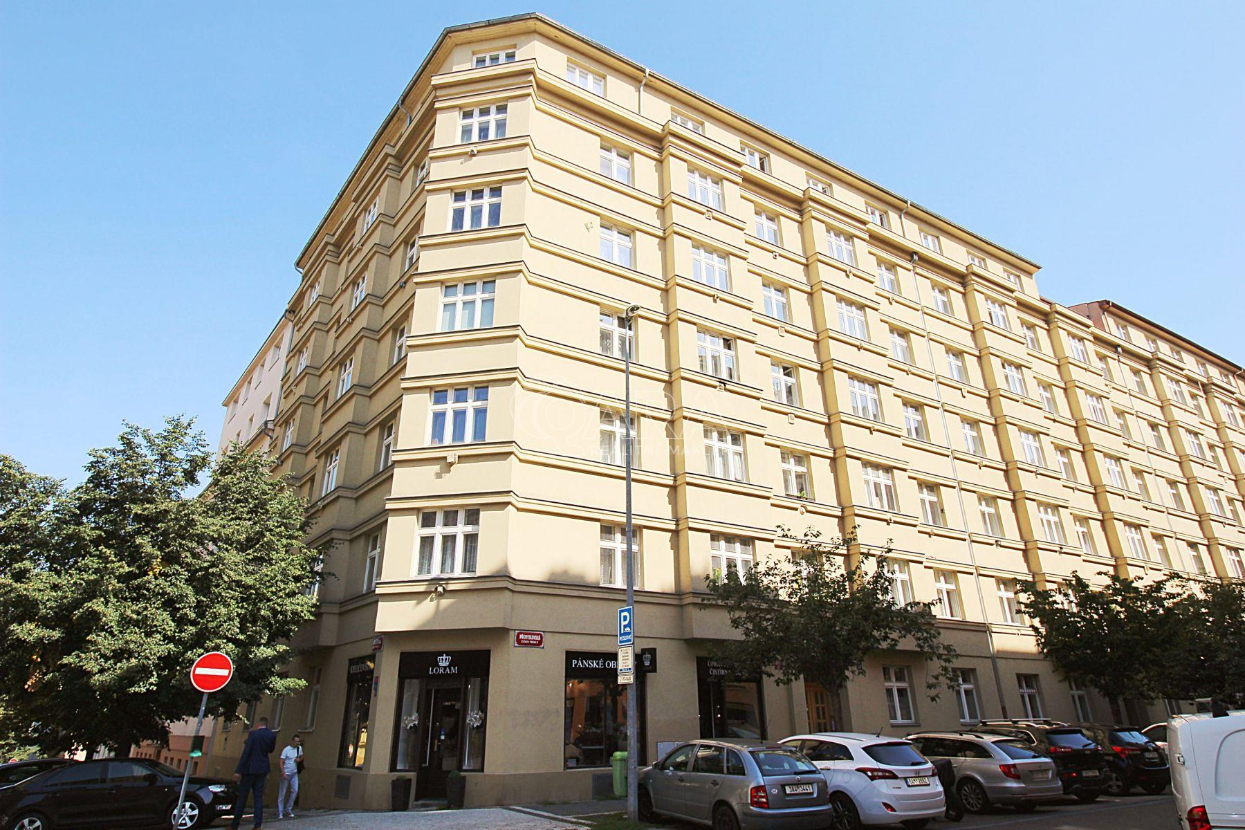 Komfortní byt 2+1, 66 m2, Praha 3- Žižkov, Přemyslovská
