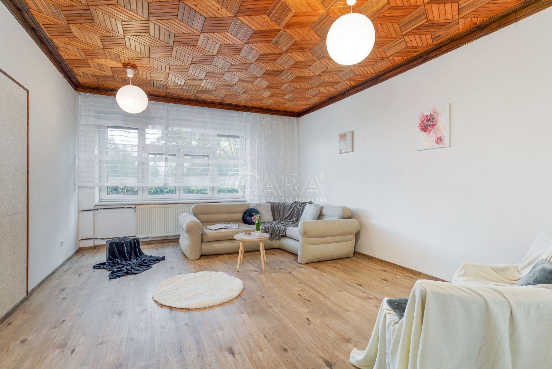 Prodej velkého a útulného bytu 3+1 v Prostějově