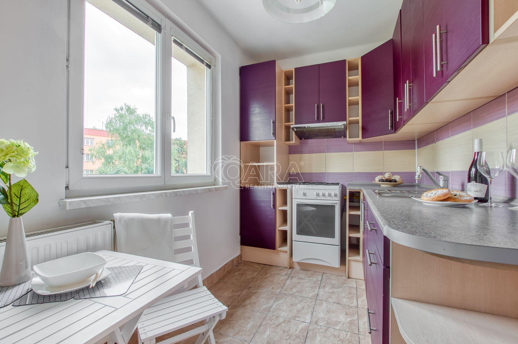 Skvělý byt 2+1 s lodžií, dr.vl. s možným převodem do os.vl., Prameny, Karviná