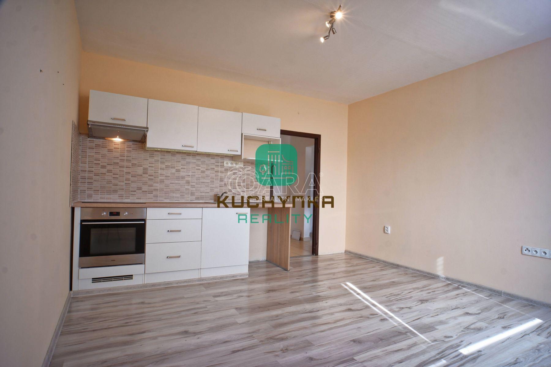 Podnájem bytu 2kk, 43 m2, Sokolská, Osek