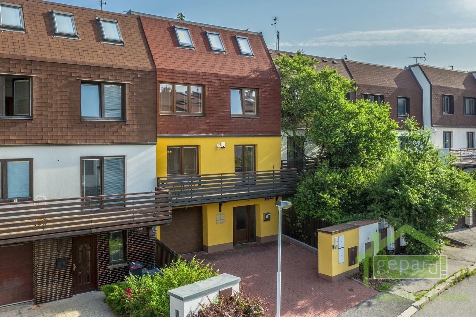 Prodej domu (kanceláře+ubytování), 279 m2, Praha - Chodov