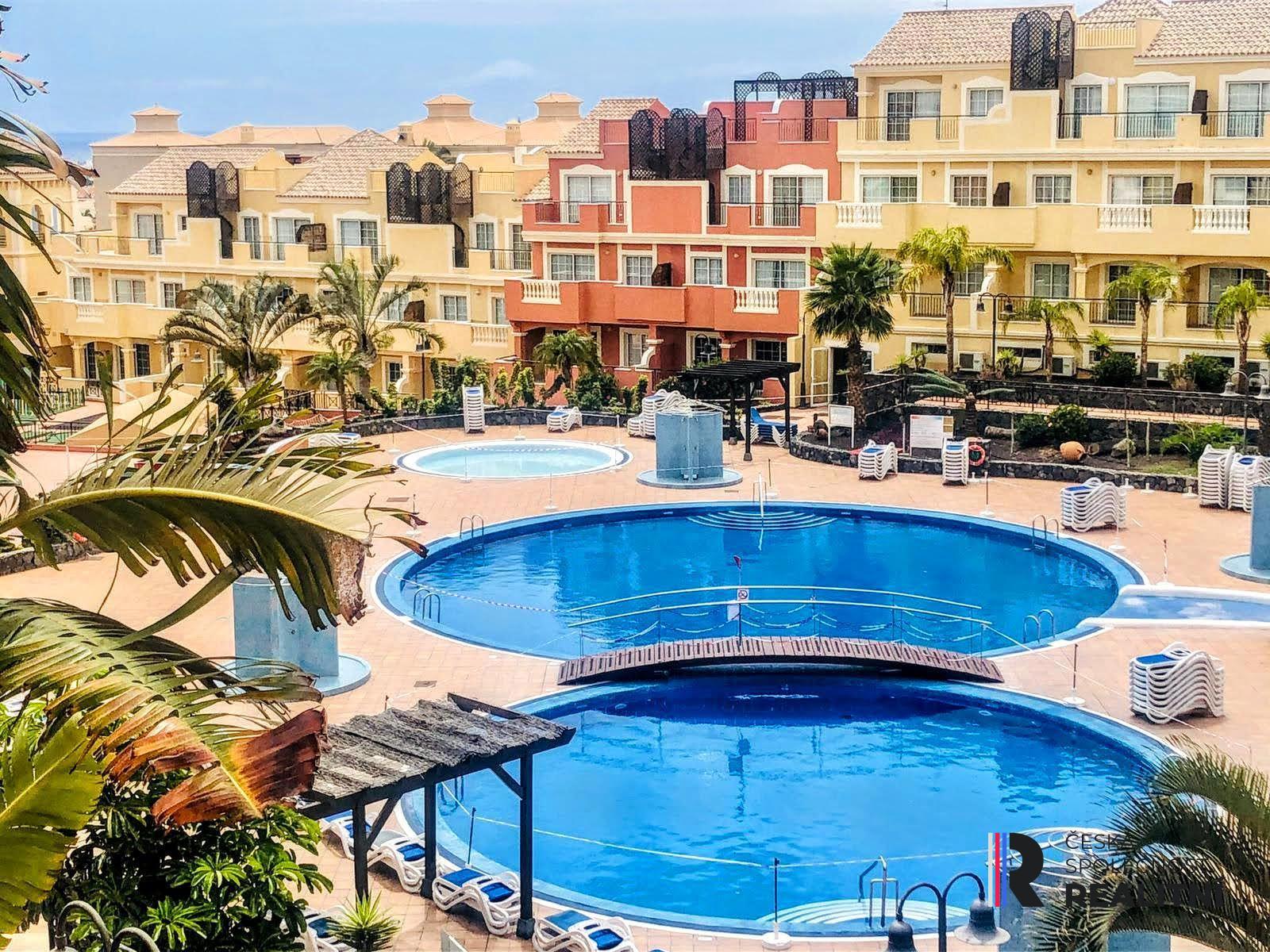 Apartmán Tenerife, 56 m2