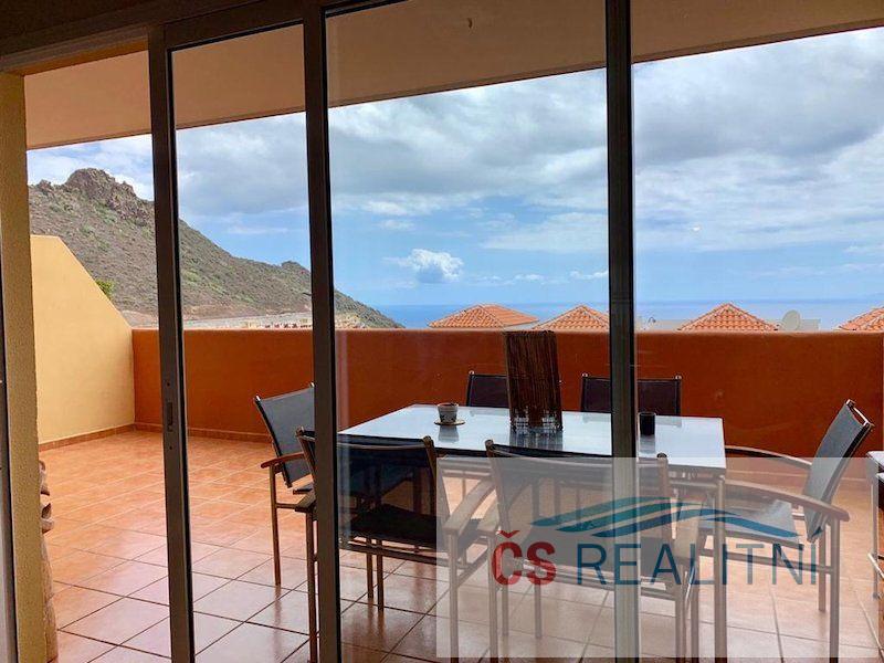Apartmán s výhledem na moře, Tenerife