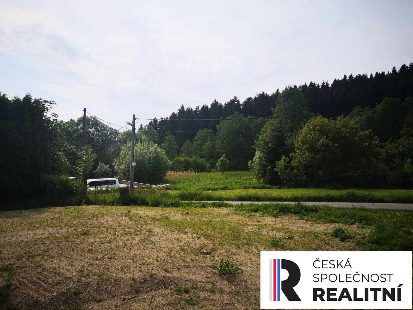 Prodej stavebního pozemku v Liberci 1250 m2