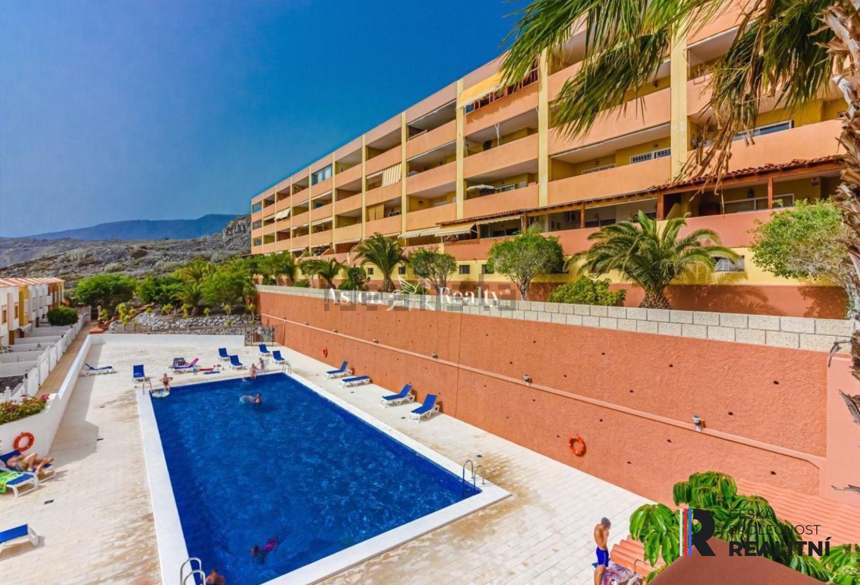 Apartmán 3+kk 77m2 Tenerife AR0005