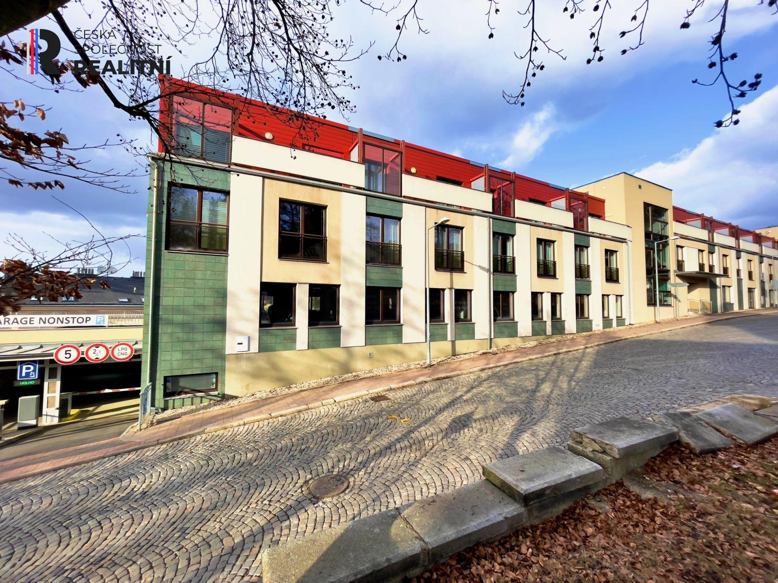 Prodej bytu 4+kk  v Residenci Bohemia Kalovy Vary