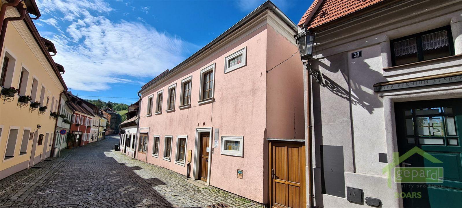 Prodej, dům nebo také komerční objekt, 722m2, Horní Brána, Český Krumlov