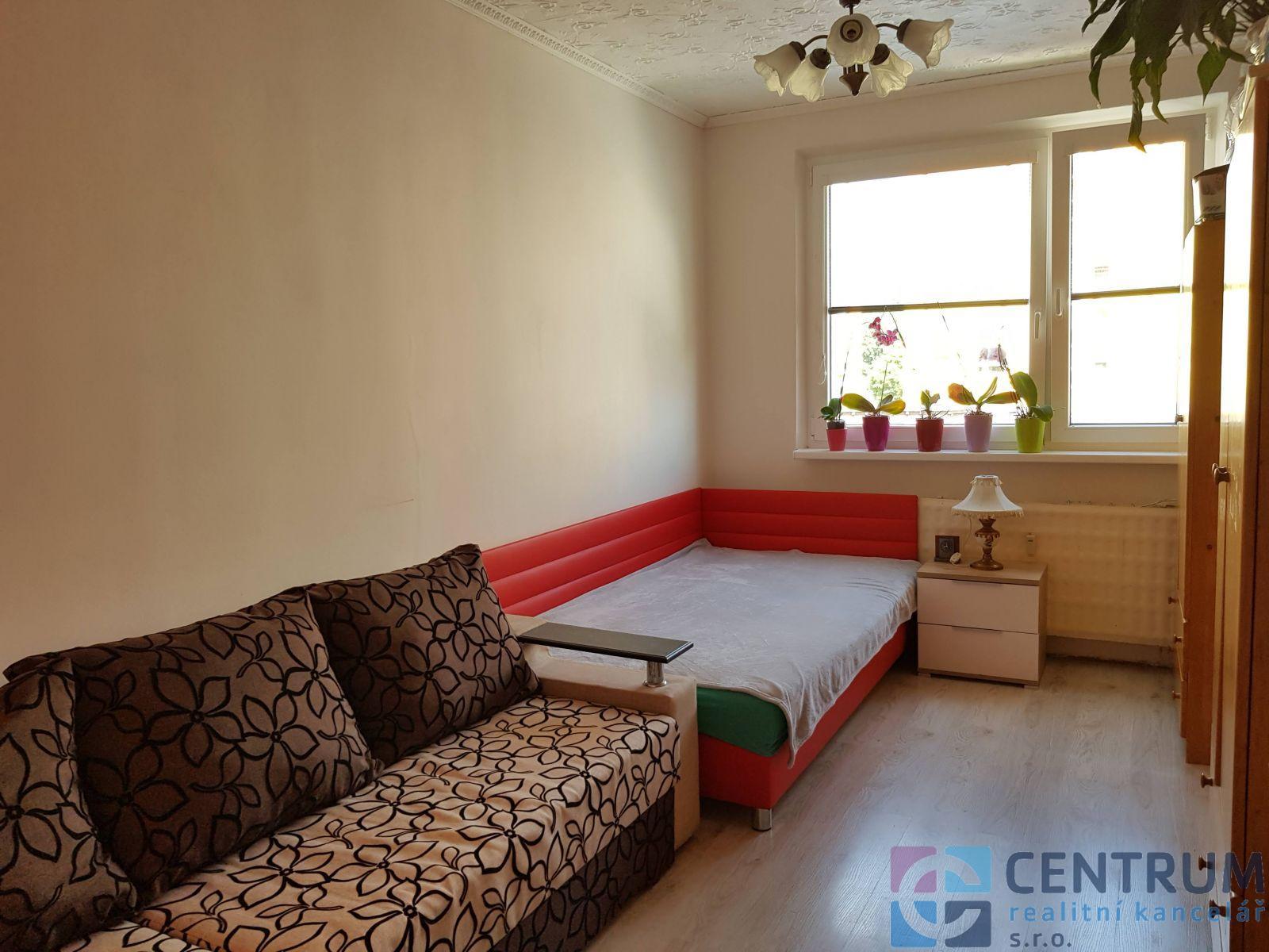 Prodej bytu 3+1 v Jablonci nad Nisou, ul. Na Vršku