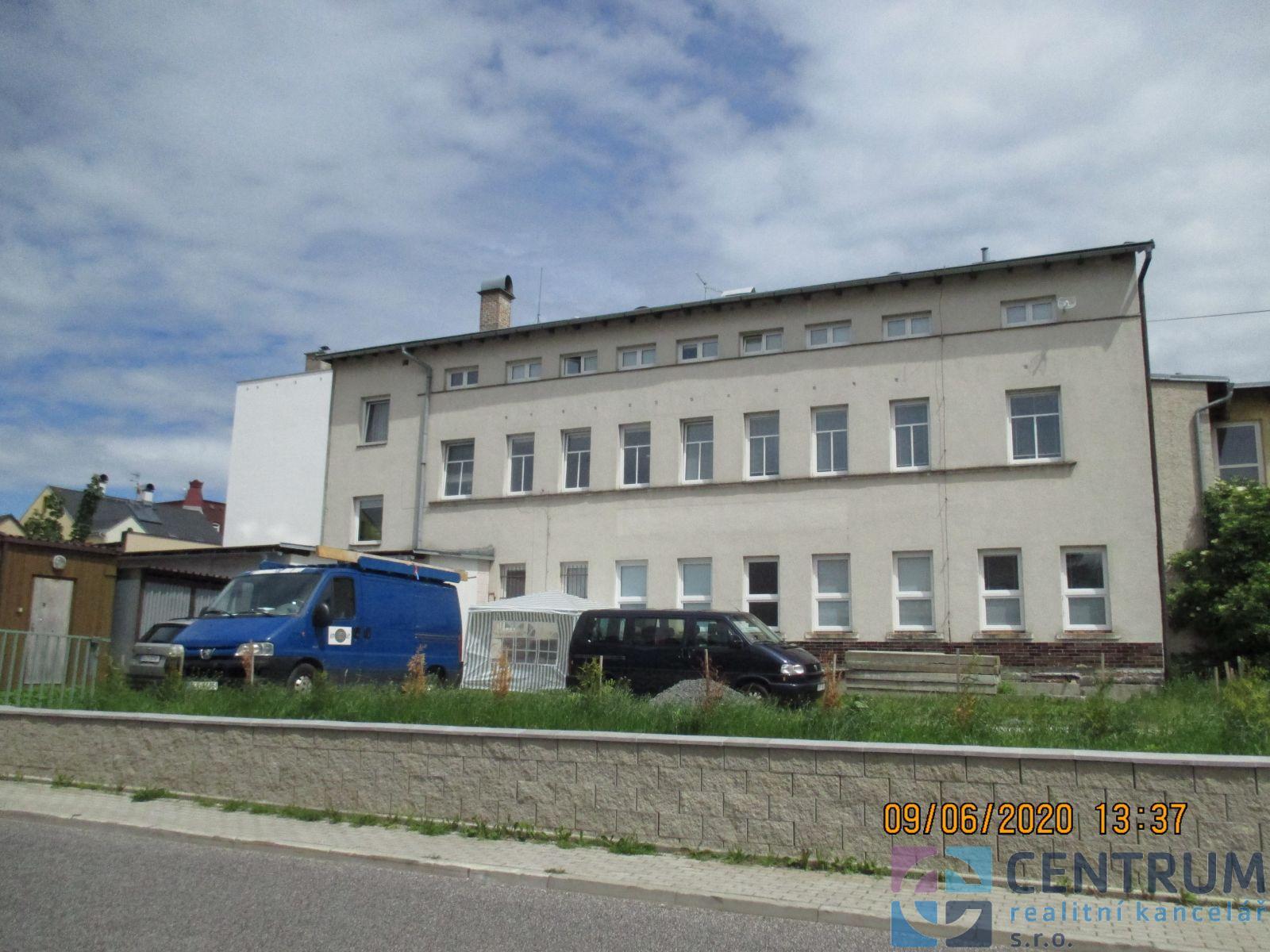 Pronájem bytu 1+KK, ul. Svatopluka Čecha, Jablonec nad Nisou.