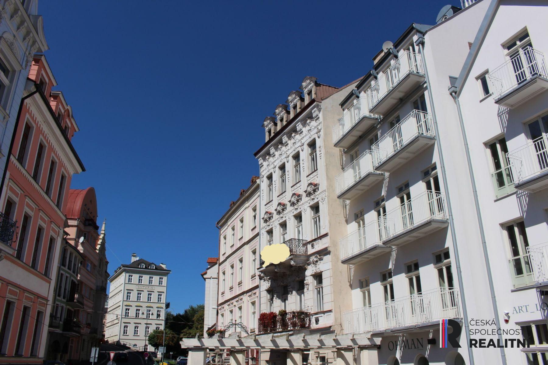 Pronájem, Byt 3+1, 70m2, Karlovy Vary