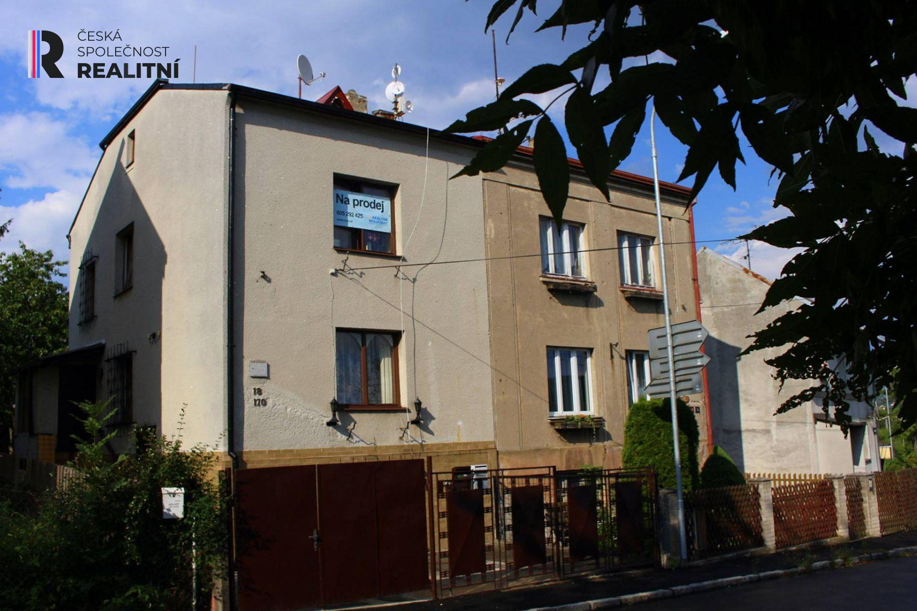 Prodej, Dům RD v bloku, 130m2, Dvory, Karlovy Vary
