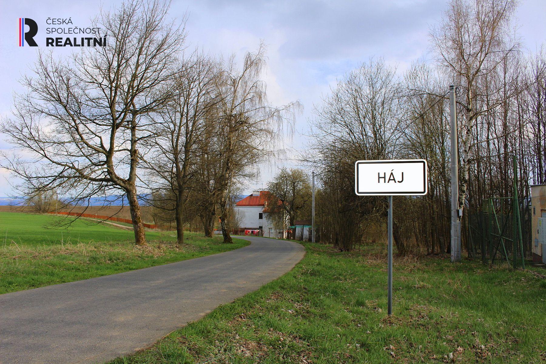 Prodej pozemku Háj u Jindřichovic