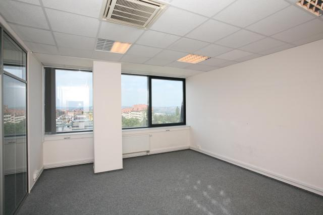 Kancelářské prostory, možno od 20 m2 po stovky m2
