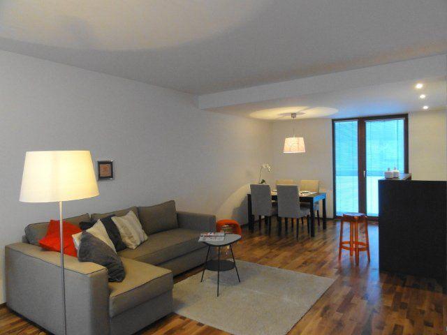 Nádherný byt 4+kk s vekou terasou a garáží