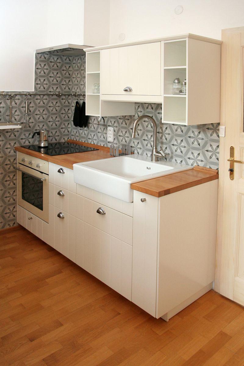 Krásný prostorný byt 1+kk na Vinohradech