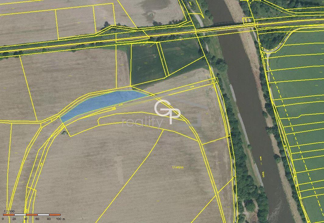 Prodej pozemků o celkové rozloze 3.716 m2, České Vrbné - Č. Budějovice
