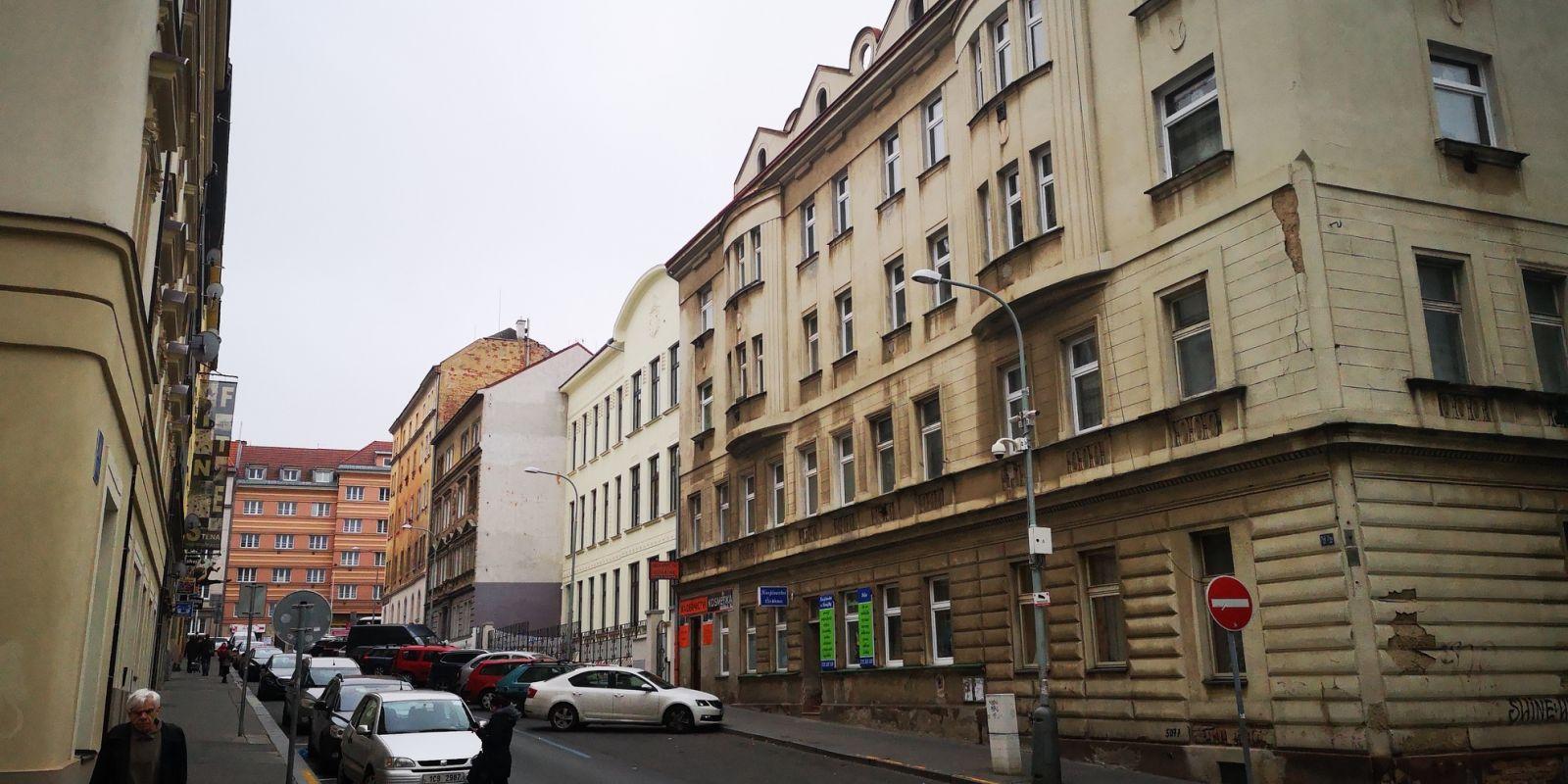 Prodej půdního prostoru vhodného k vestavbě Palmovka, Praha 8