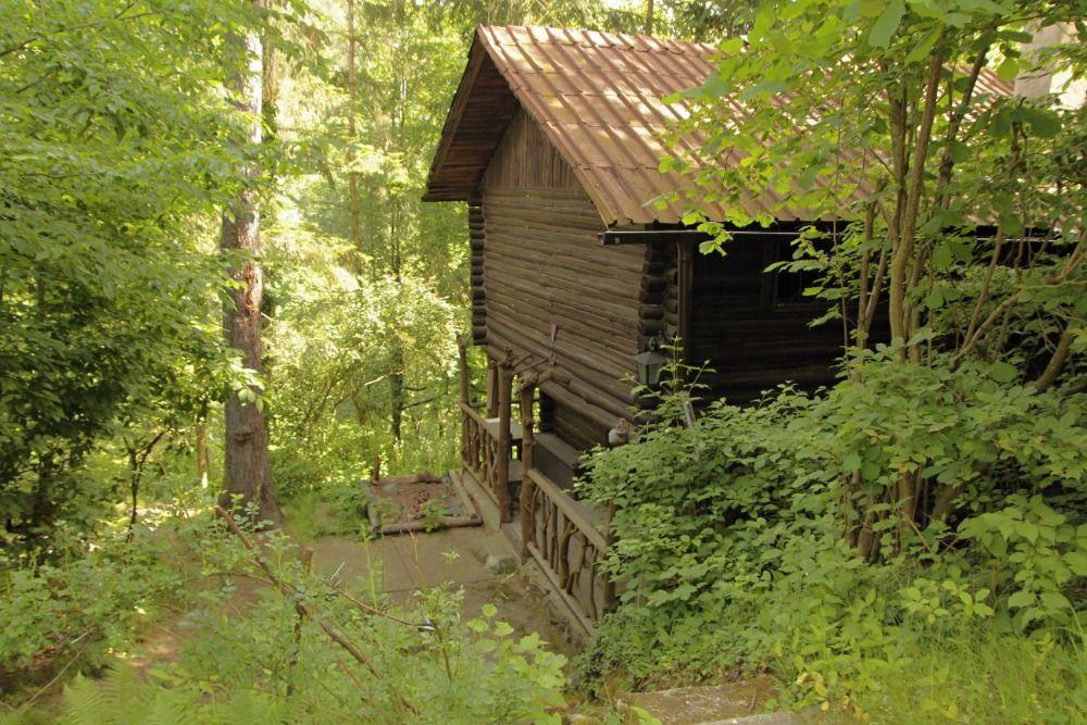 Rekreační chata (srub), Petrov u Prahy, pozemek 250 m2