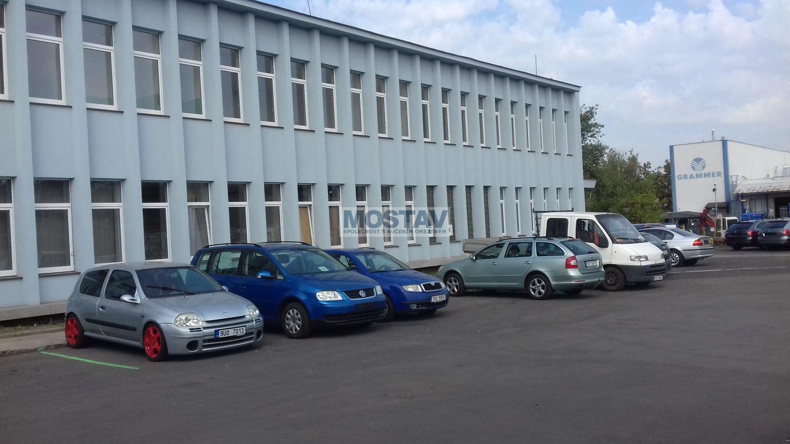 Pronájem, kanceláře, Most - Pekárenská, 300 m2