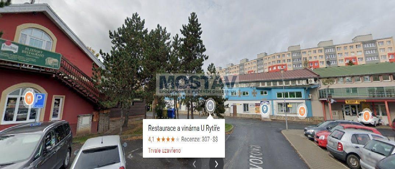Pronájem domu 2+1 se zahrádkou, v ulici Jasmínová v Mostě