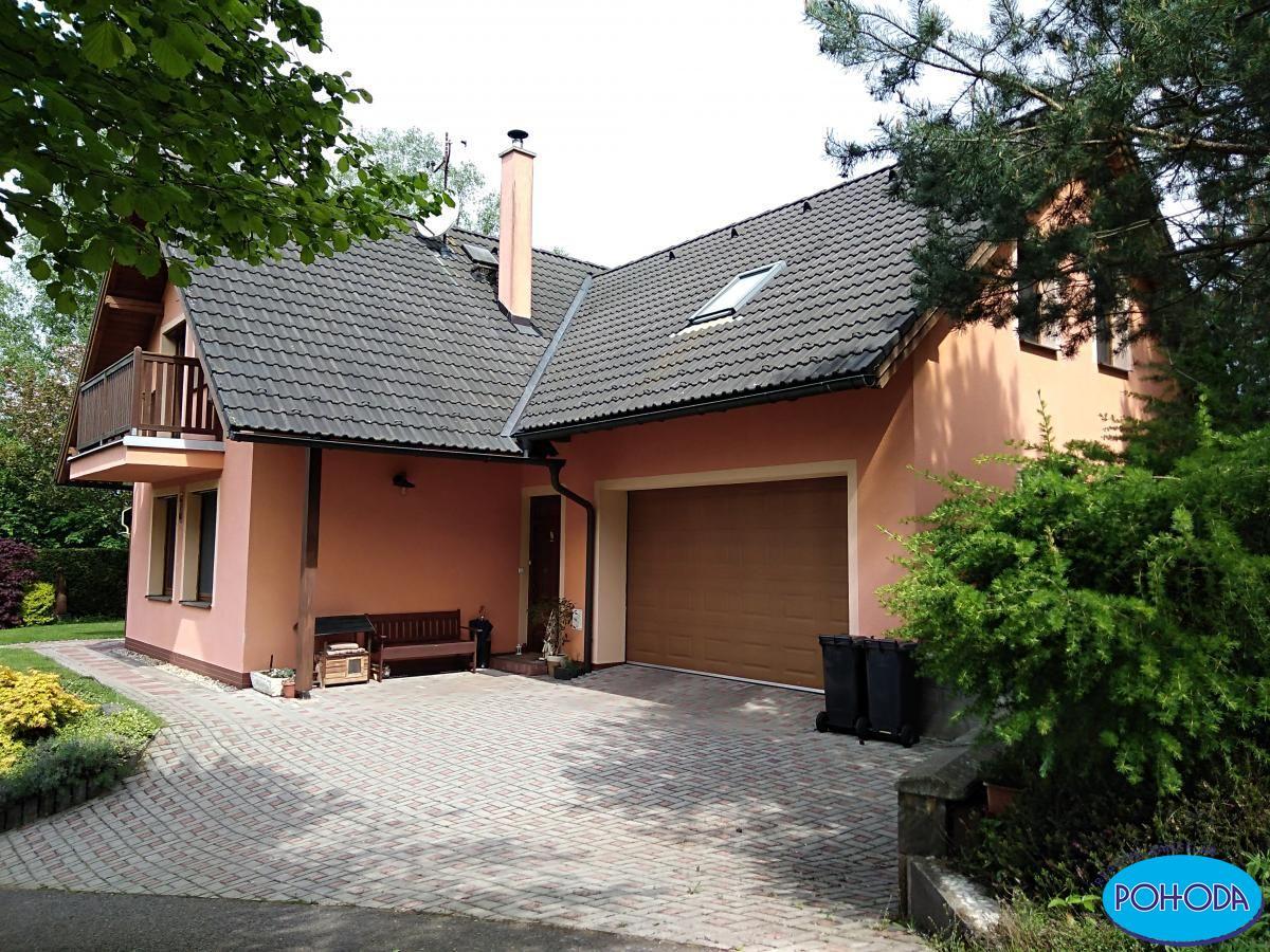 Novostavba Dolní Dobrouč