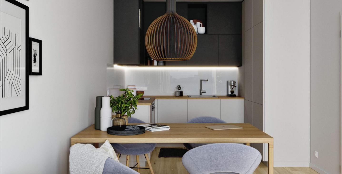 Nový byt 1+kk 37,19 m2 se zimní zahradou 8,5 m2 v projektu Bohdalecké Kvarteto, Praha 4 - Michle