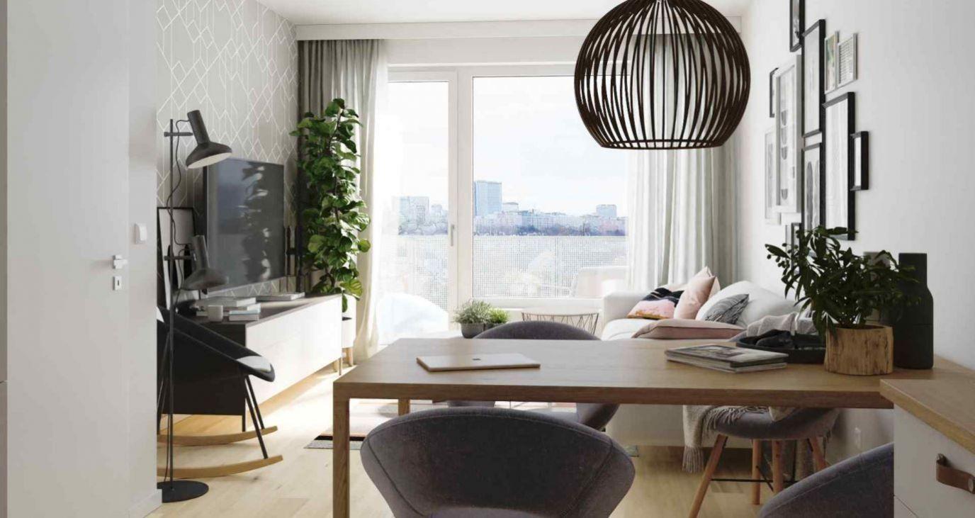 Exkluzivní pasivní byt 40,9 m2 v projektu Bohdalecké Kvarteto, Praha 4