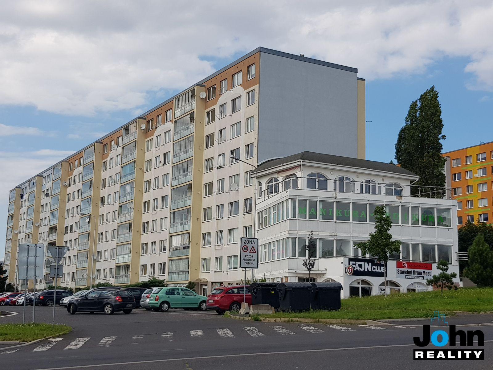 Prodej družstevního bytu 3+1 s balkónem v Mostě