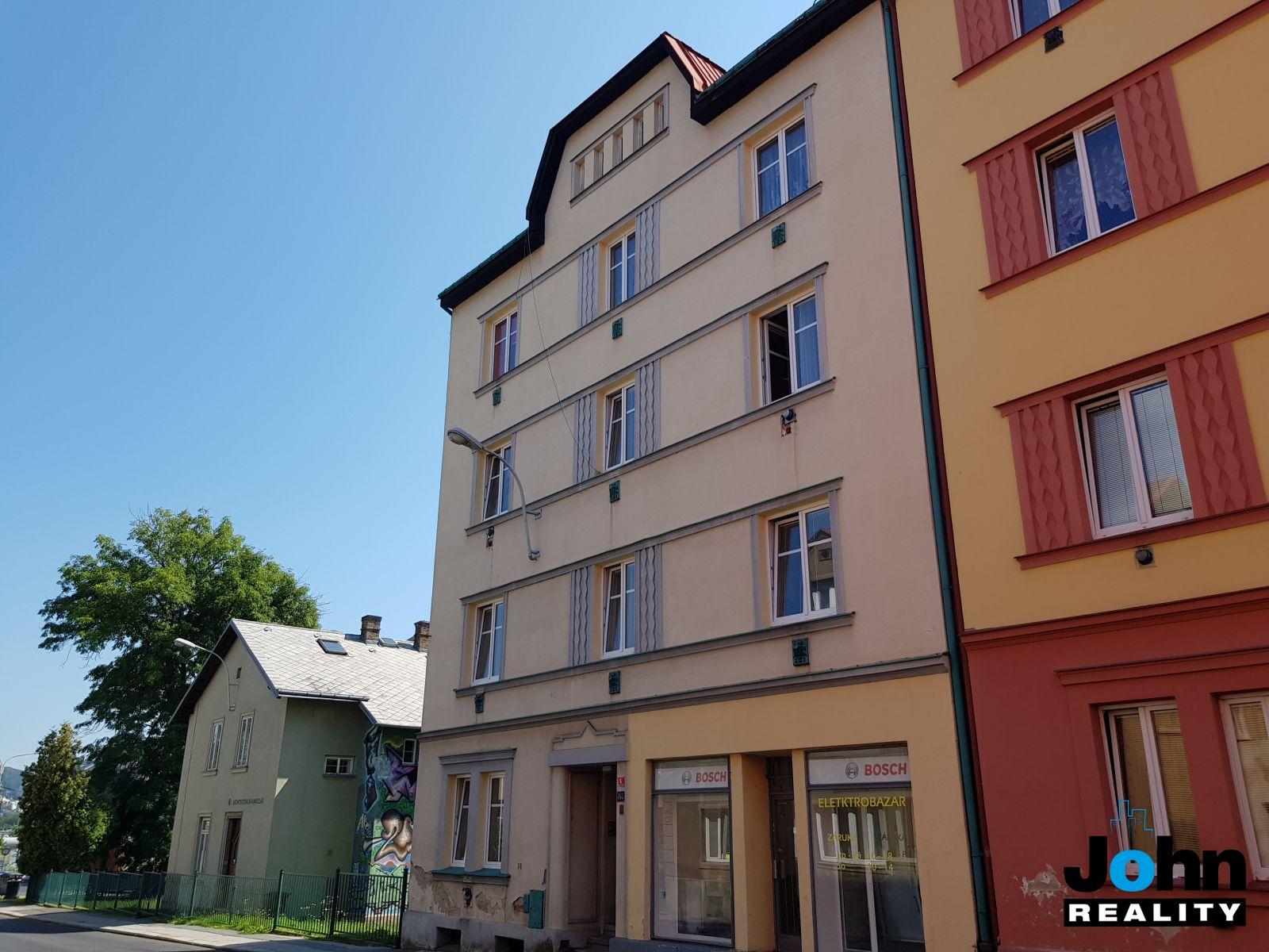 Prodej bytového domu v Děčíně