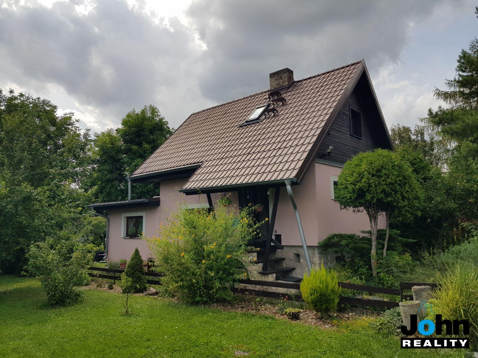 Prodej chaty v Třebívlicích, okr. Litoměřice