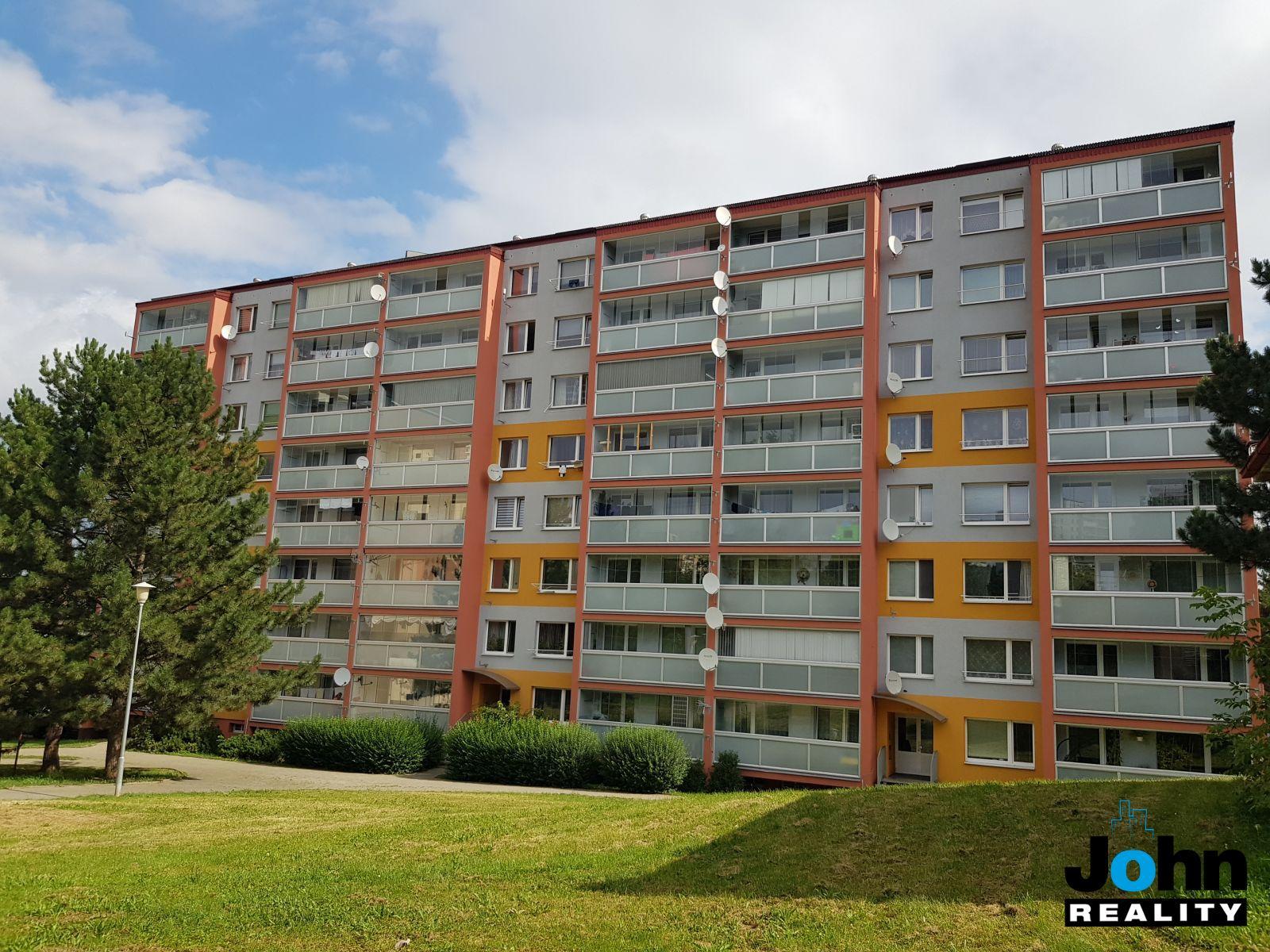 Prodej bytu 2+kk v Mostě, ul. Jiřího Wolkera