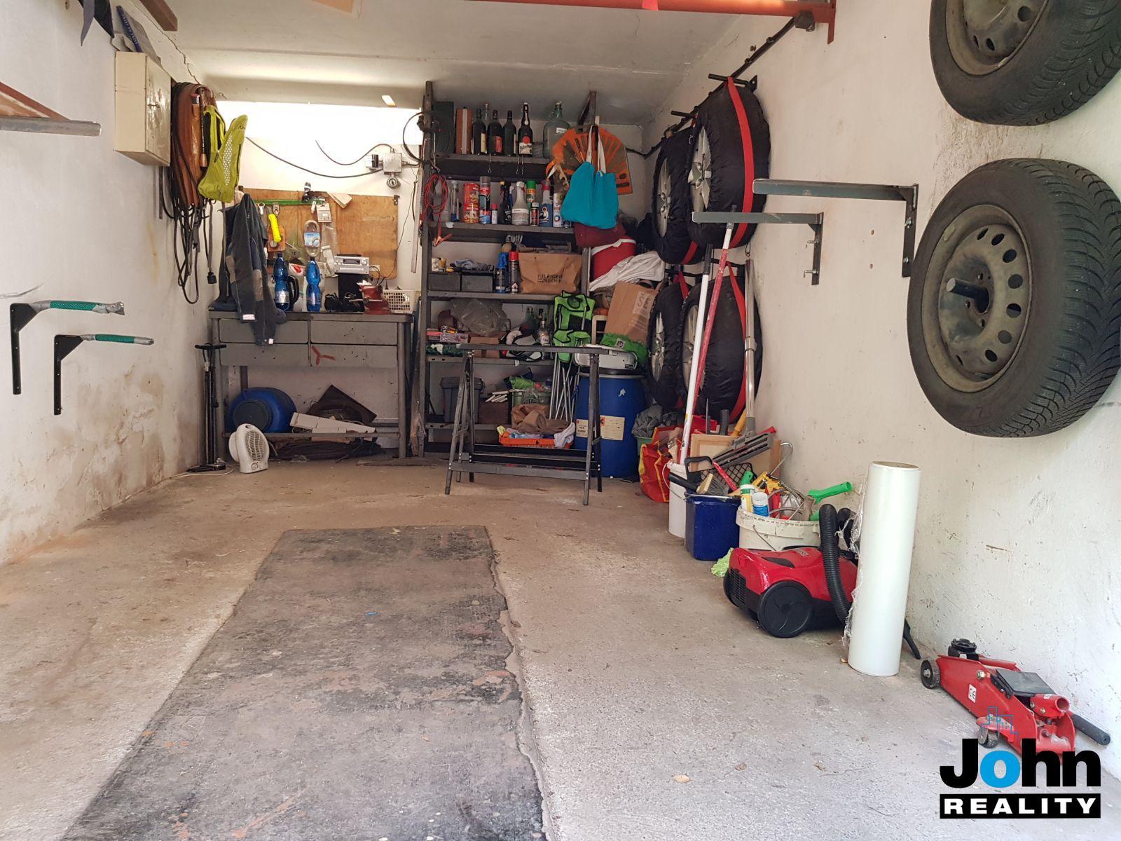 Prodej garáže v Mostě, ul. Pionýrů