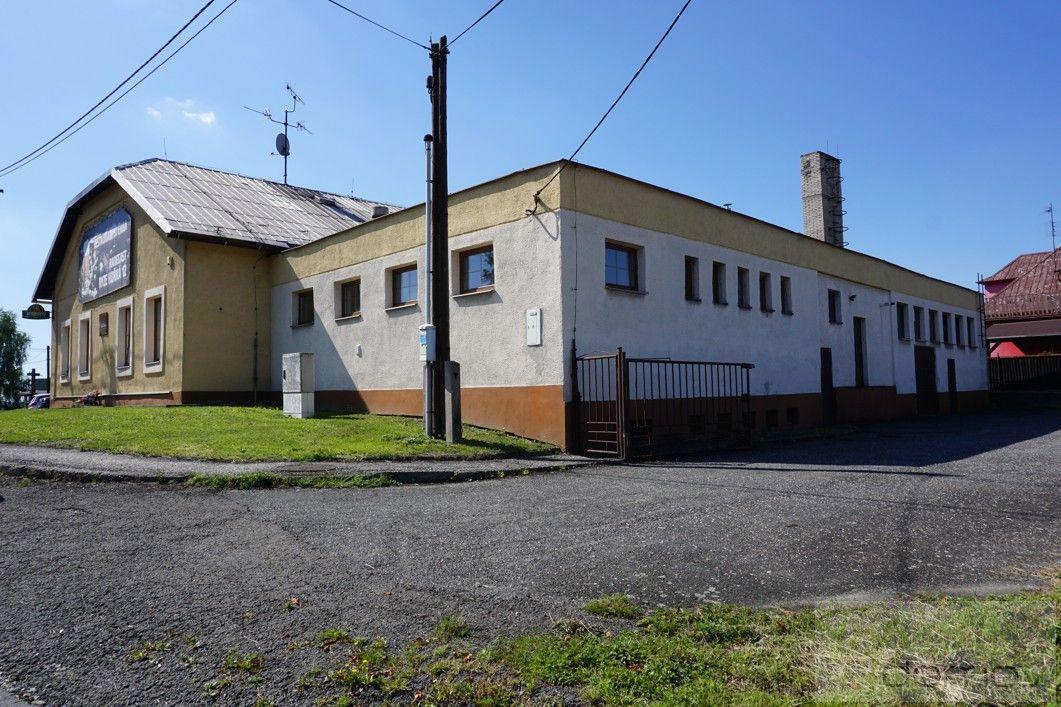 Stavba s č.p. ke komerčnímu využití v Karviné-Ráji