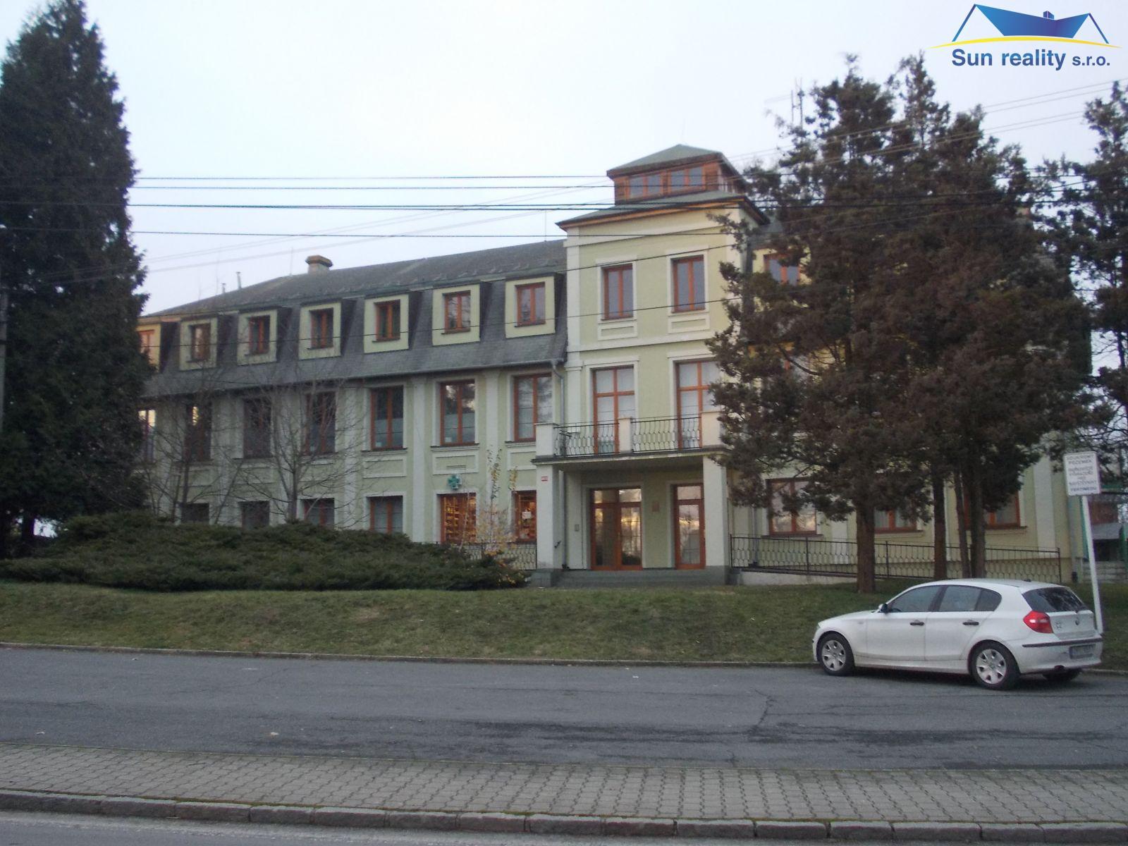 Prodej víceúčelové budovy