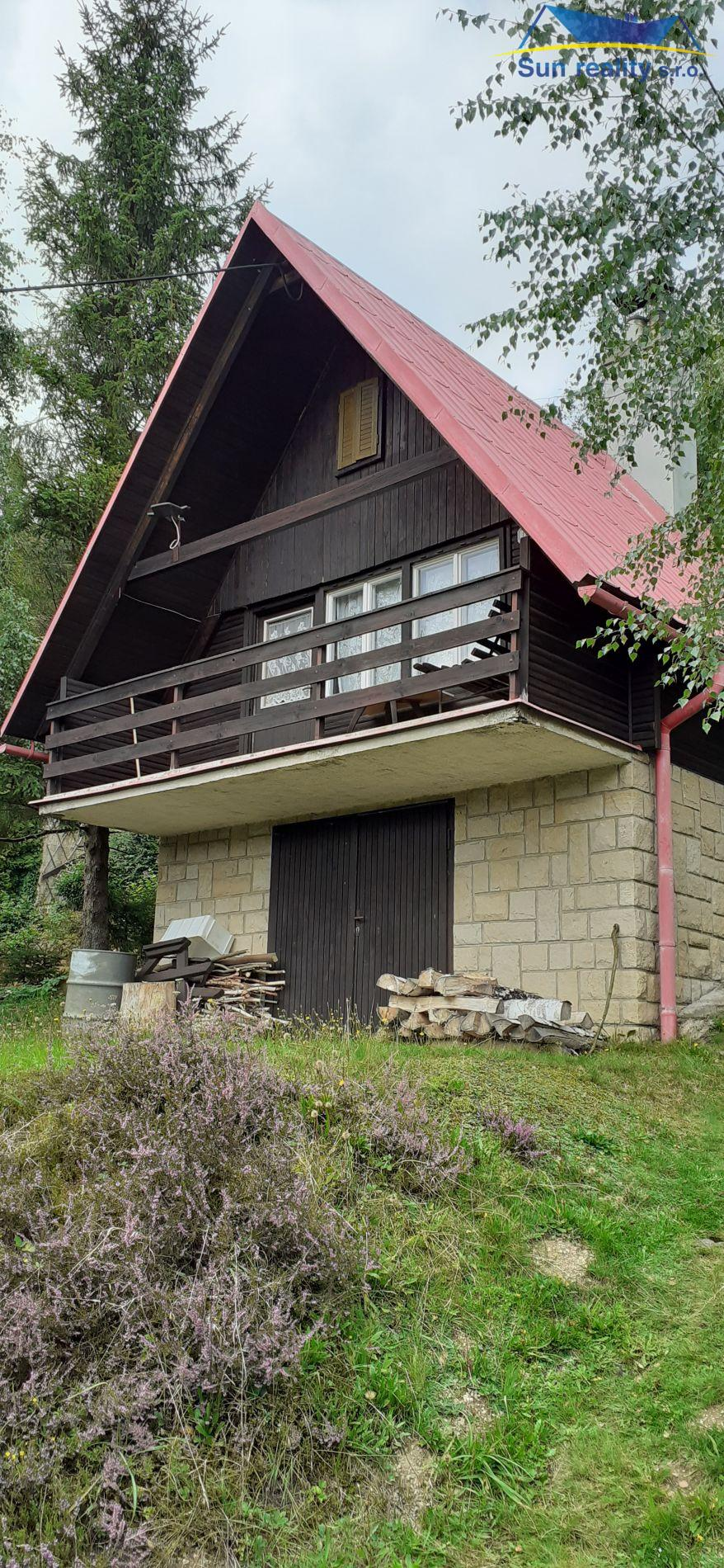 Chata Hutisko-Solanec  s nádherným výhledem