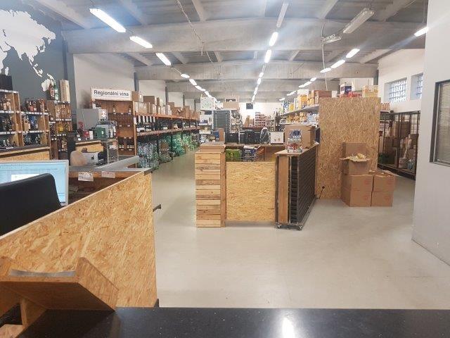 Skladové a obchodní prostory k pronájmu, Litoměřice