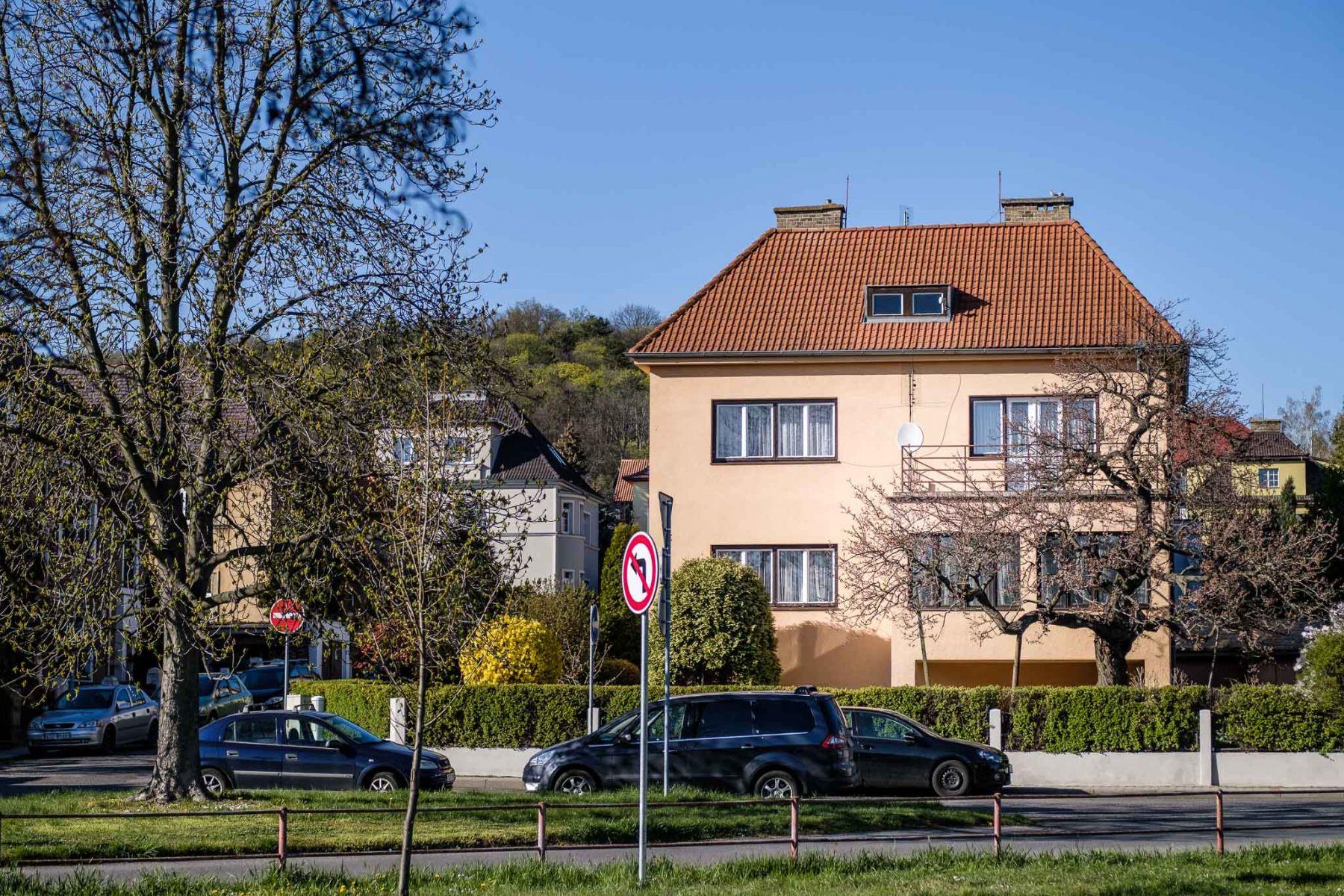 Prodej rodinné vily, Wolkerova ul., Litoměřice