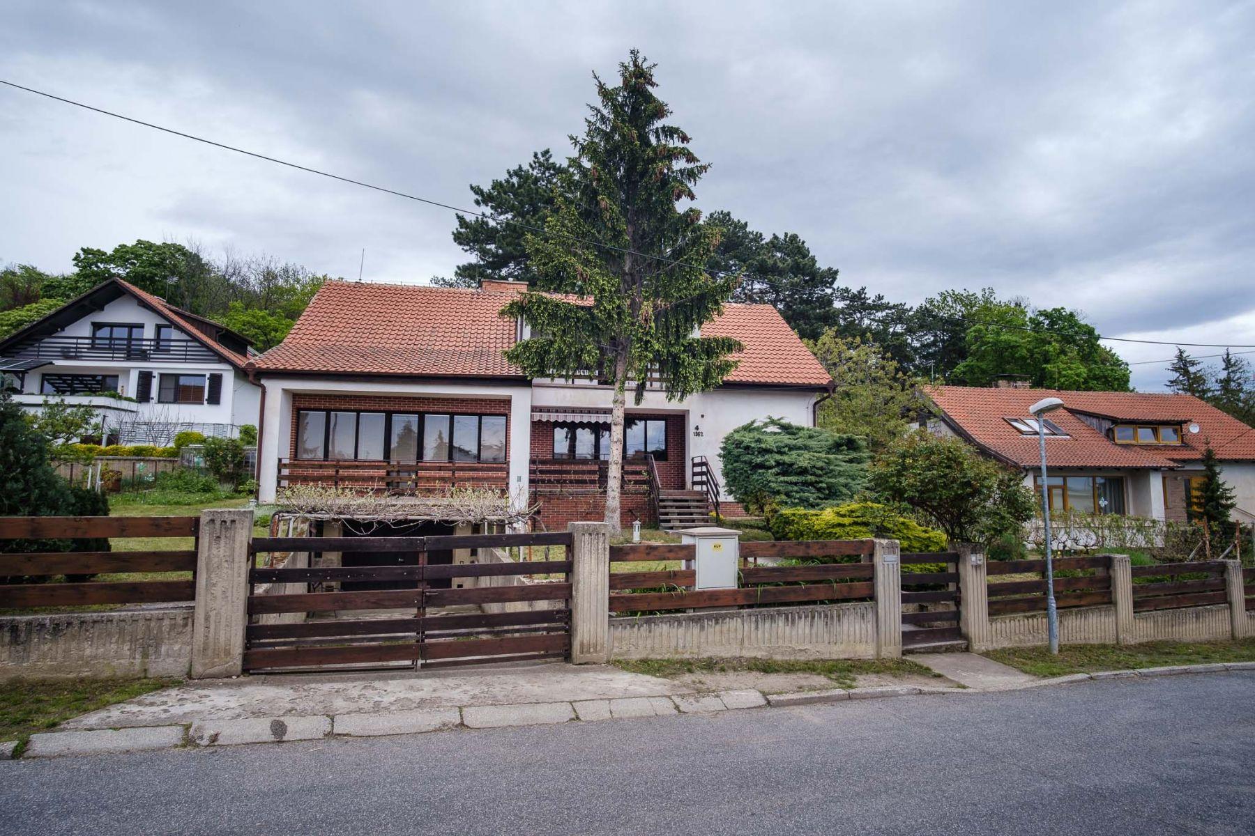 Prodej rodinného domu na exkluzivním místě, Škrétova, Litoměřice