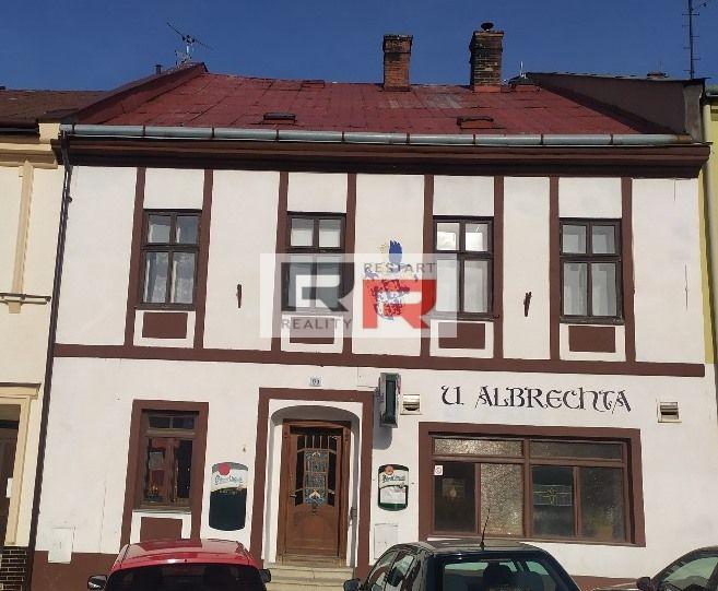 Prodej baru (restaurace) U Albrechta  v Budišově nad Budišovkou