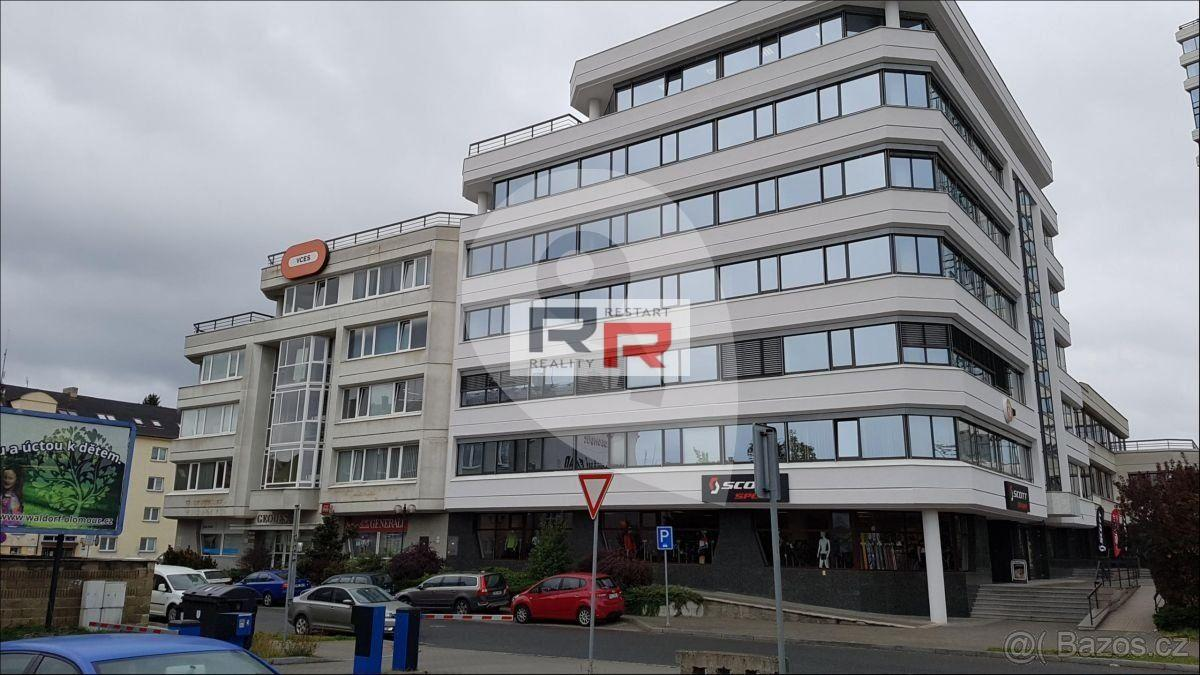 Pronájem kanceláře o velikosti 19m2 v Olomouci - ul. Fibichova