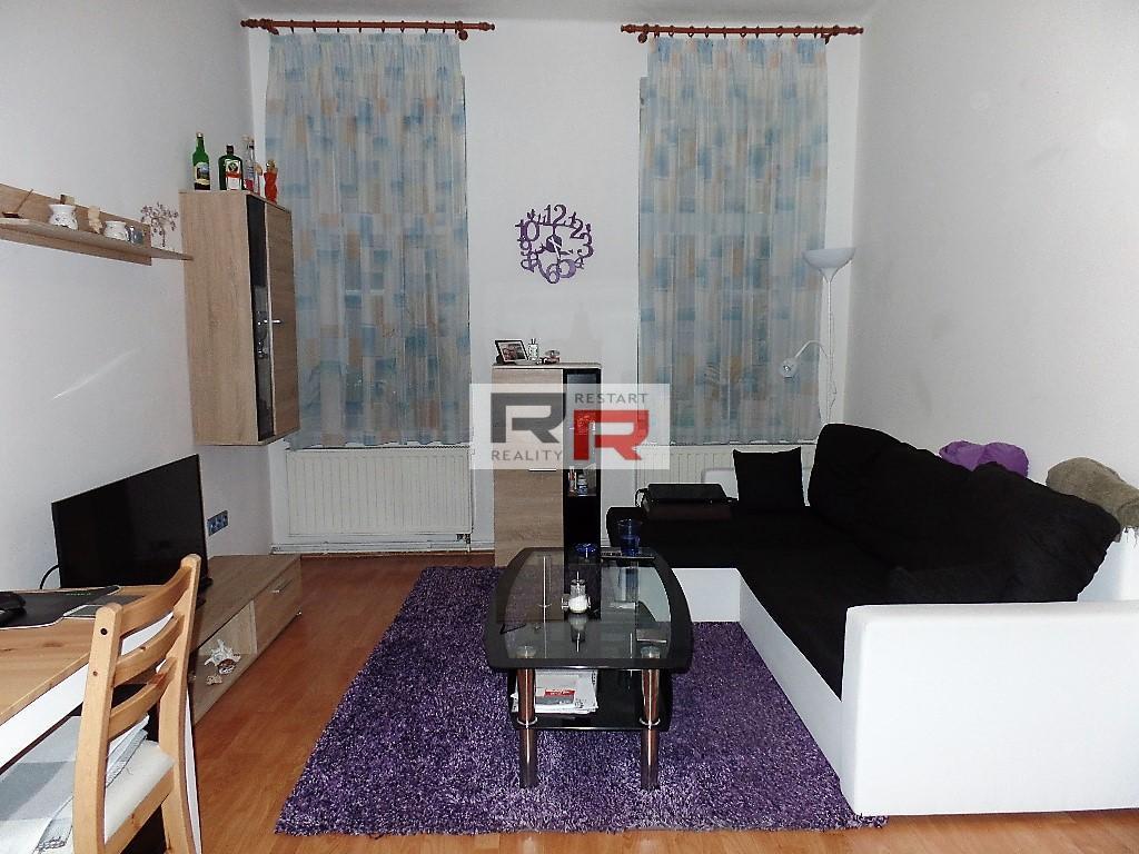 Pronájem bytu 2+1 v centru Olomouce - ul. Sokolská