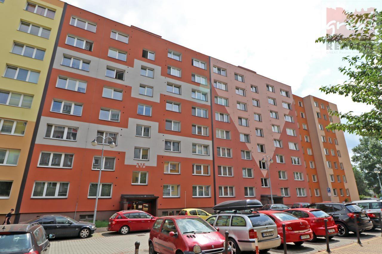 Prodej bytu 2+1 k rekonstrukci v osobním vlastnictví v Novém Jičíně