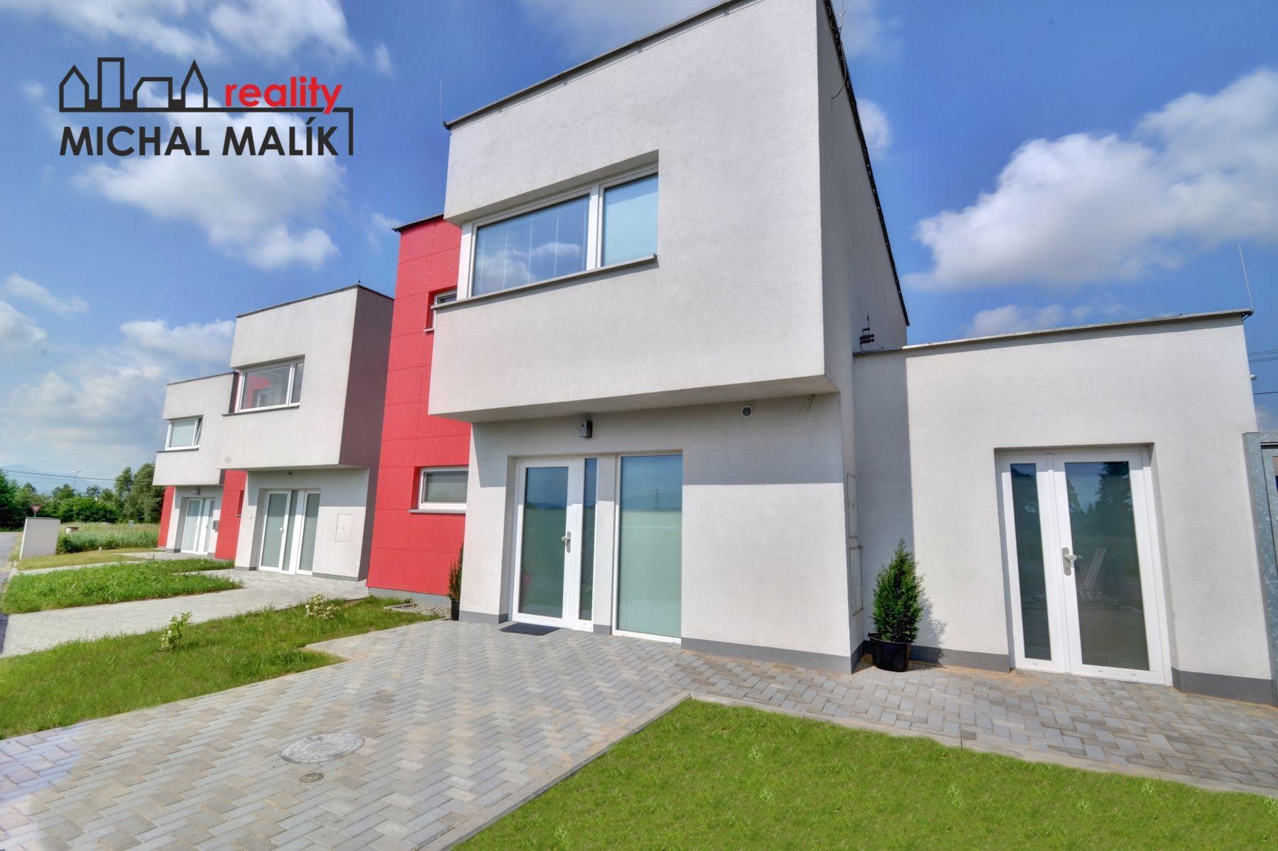 Prodej rodinného domu 113.36m2, pozemek 600 m2, Mikoláše Alše, Frýdek Místek