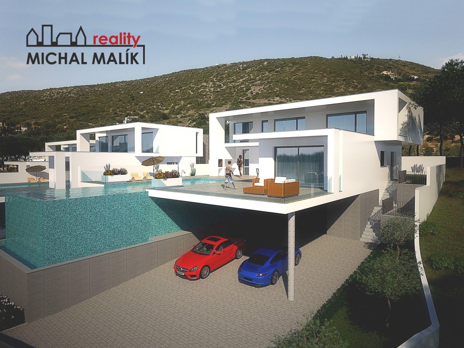 Prodej luxusní vily, Portugalsko, Algavre