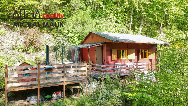 Prodej chata 27 m2, Boňkov, Olšovec