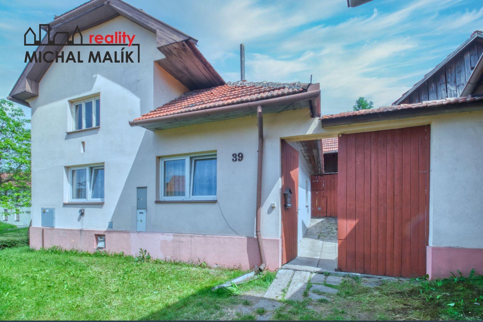 Prodej rodinný dům ze zahradou, 818 m2, Opatovice