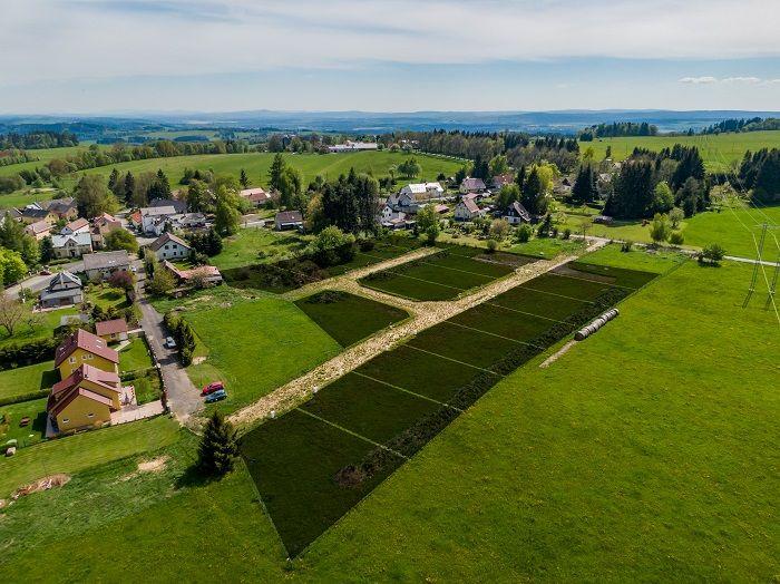 Prodej pozemku Zádub - Závišín