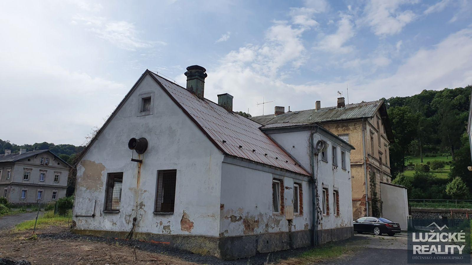 Komerční objekt, Benešov nad Ploučnicí, okres Děčín